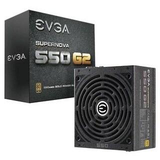 Evga 220-G2-0550-Y1 Supernova 550 G2 550W 80 Plus Gold Modular Power Supply