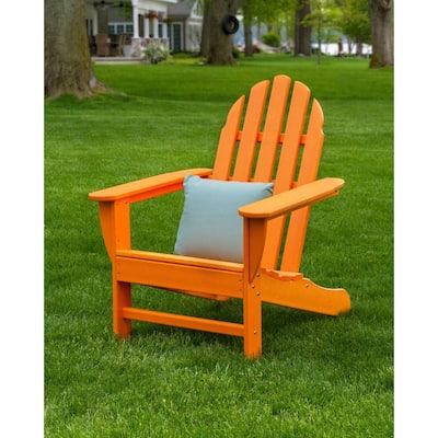 POLYWOOD Classic Outdoor Adirondack Chair