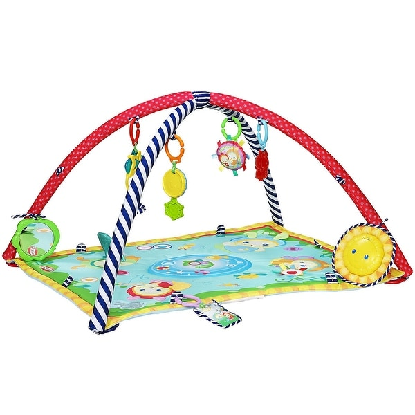 Playskool Gloworld Music and Lights Baby Play Mat