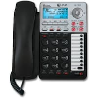 AT&T ML17939 2-Line Wall Mountable Corded Phone w/ Digital Answering System NEW!
