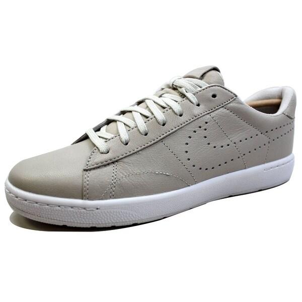 Nike Men's Tennis Classic Ultra Leather Light Bone/Light Bone-White 749644-006 Size 9