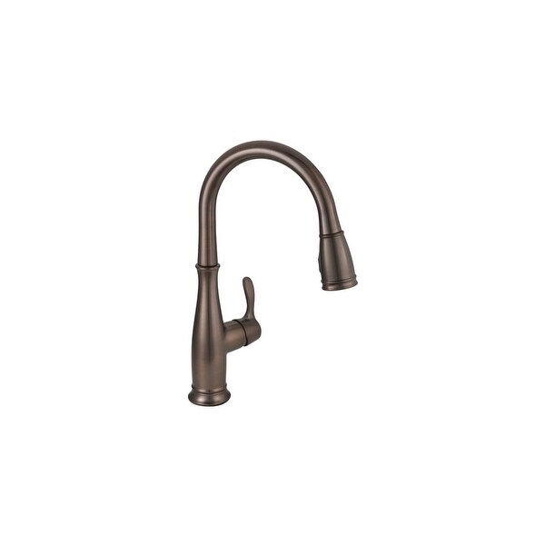 Shop Mirabelle MIRXCCD100 Cordelia 1.8 GPM Single Hole Pull-Down Kitchen Faucet - Free Shipping Today - Overstock - 13202215  sc 1 st  Overstock.com & Shop Mirabelle MIRXCCD100 Cordelia 1.8 GPM Single Hole Pull-Down ...