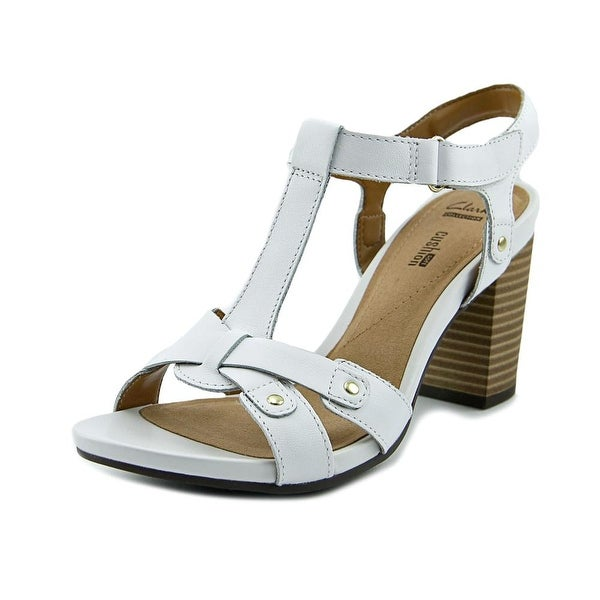 Clarks Banoy Valtina Women Open Toe Leather Sandals