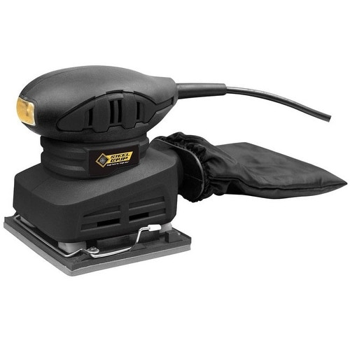 Steel Grip JD-2585 Sheet Sander, 120 Volts, 1.5 Amps