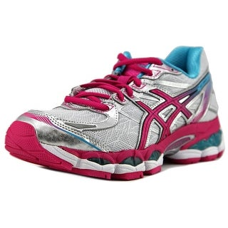 Asics Gel-Evate 3 Round Toe Synthetic Running Shoe