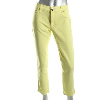 DL1961 Womens Twill Mid-Rise Ankle Jeans - 28