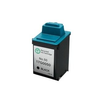 Monoprice Compatible Lexmark 12A19701970 17G005050 Inkjet - Black