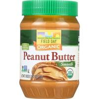 Field Day - Smooth & Salted Peanut Butter ( 12 - 18 OZ)