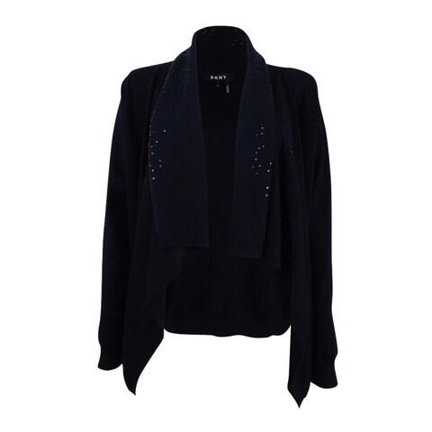 DKNY Women's Embellished Cardigan