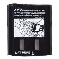 Replacement Battery For Motorola Ms350R 2-Way Radios - 53615 (650mAh, 3.6V, NiMH)