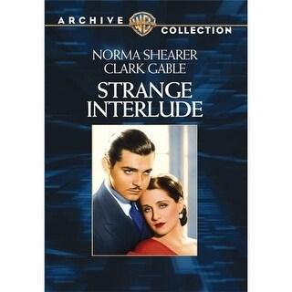 Strange Interlude DVD Movie 1932