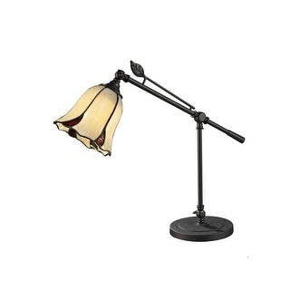 Dale Tiffany TT12432 San Antonio 1 Light Desk Lamp