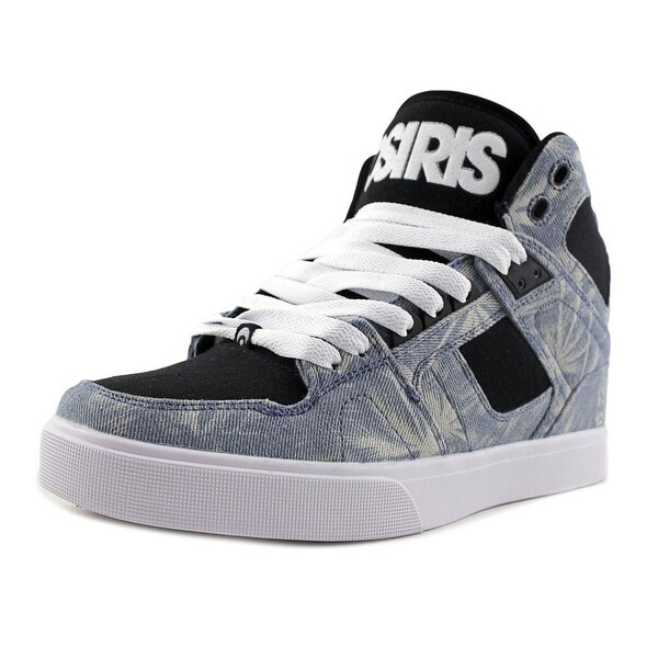 Osiris NYC 83 VLC Men Round Toe Canvas Multi Color Skate Shoe