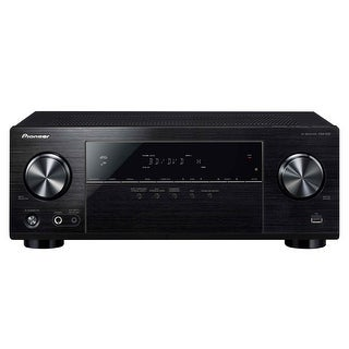 Pioneer VSX-532 5.1-Channel AV Receiver with Ultra HD Passthrough with HDCP 2.2