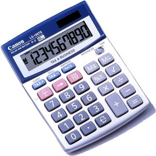 Canon HS1200TS Portable Display Calculator