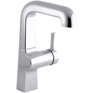 kohler k6335 single hole single handle secondary kitchen faucet from the evoke collection - Kohler Kitchen Faucets