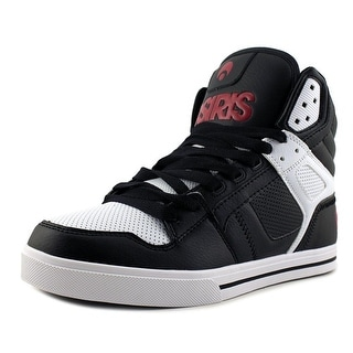 Osiris Clone  Men  Round Toe Synthetic Black Skate Shoe