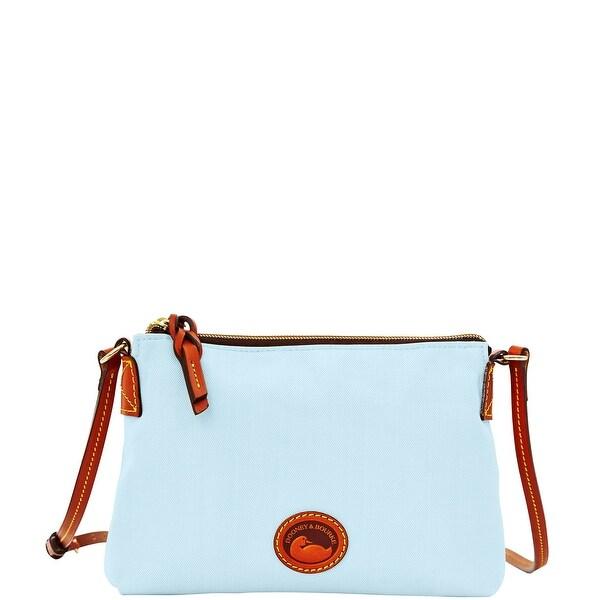 80837e108 Dooney & Bourke Nylon Crossbody Pouchette Shoulder Bag (Introduced by  Dooney & Bourke