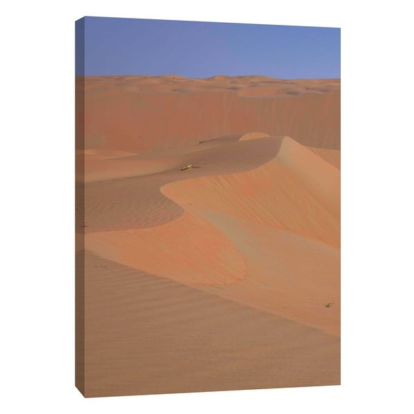 "PTM Images 9-108824 PTM Canvas Collection 10"" x 8"" - ""Desert Horizon"" Giclee Deserts Art Print on Canvas"