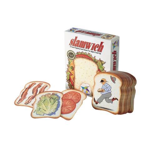 Slamwich Card Game - multi
