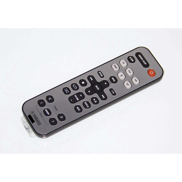 OEM Yamaha Remote Control Originally Shipped With: MCR-B142, MCRB142