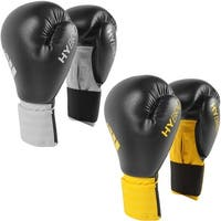 Adidas Hybrid 100 Hook and Loop Training Boxing Gloves