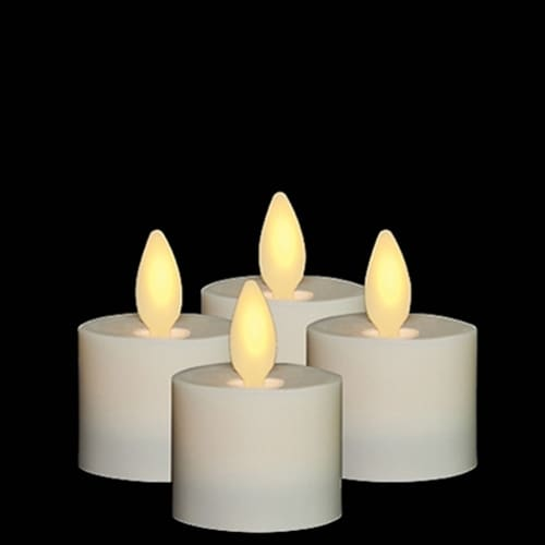 4 pack of Tealight Candles
