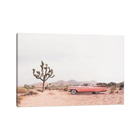 "iCanvas ""In the desert"" by Sisi & Seb Canvas Print"