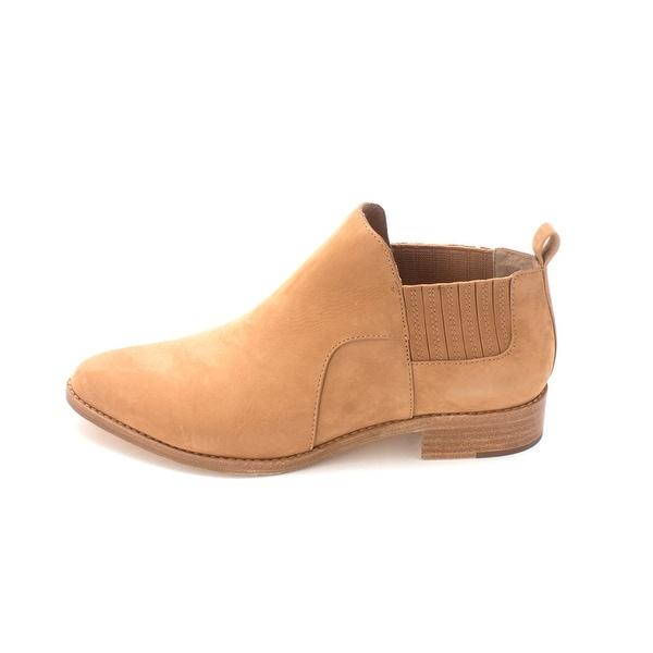 Pour La Victoire Womens Felabn Leather Closed Toe Ankle Fashion Boots - 6.5
