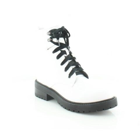 Madden Girl Alicee Women's Boots White