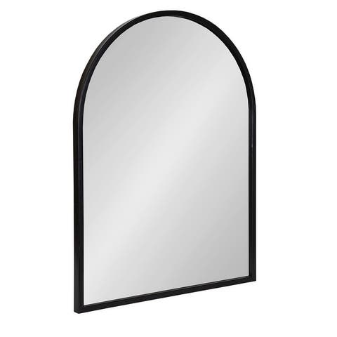 Kate and Laurel Valenti Framed Arch Mirror - 24X32