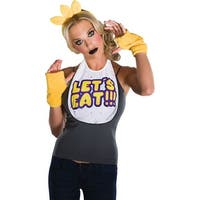 Five Nights At Freddy's Adult Costume Kit, Chica - Yellow