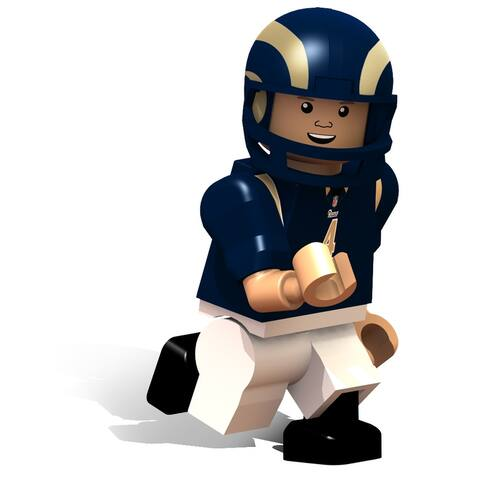 St. Louis Rams OYO Sports NFL Greg Zuerlein Minifigure - multi