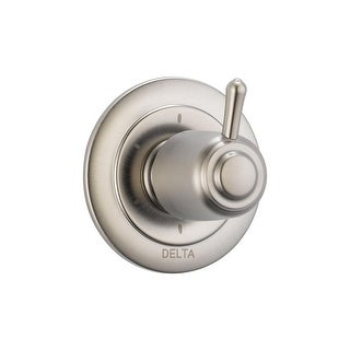 Delta T11900 Innovations Six Function Diverter Valve Trim - Three Independent Positions, Three Shared Positions