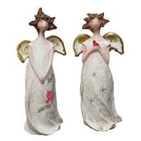 Christmas Angel Ornament Set of 2
