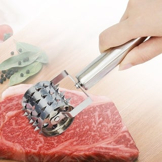 Rolling Vintage Style Meat Tenderizer