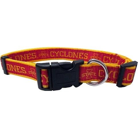 Large NCAA Oklahoma State Cowboys Collegiate Dog Collar