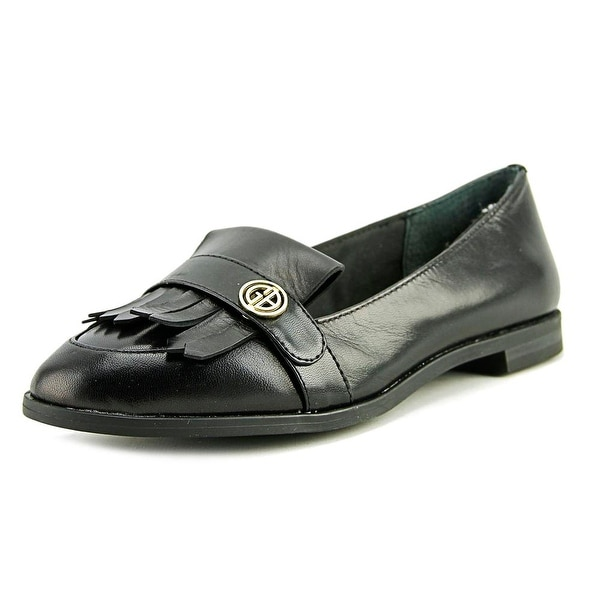 Giani Bernini Petaa Women Black Flats