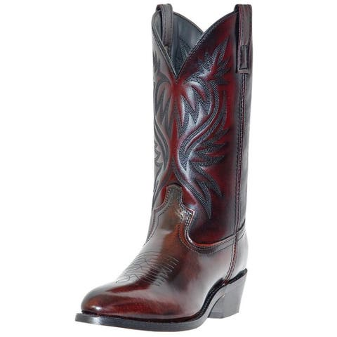 f1c6d86164e Buy Laredo Men's Boots Online at Overstock | Our Best Men's Shoes Deals