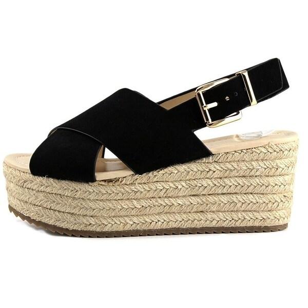 Nine West Womens beachy gd Open Toe Casual Platform Sandals