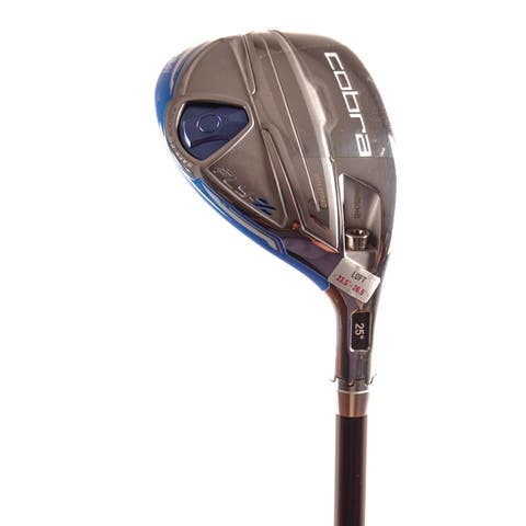 New Cobra Fly-Z Ultramarine Hybrid #4/5 Kuro Kage 70 Ladies RH (NO HC)