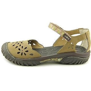 Jambu JBU Women's Maya Closed-Toe Sandals