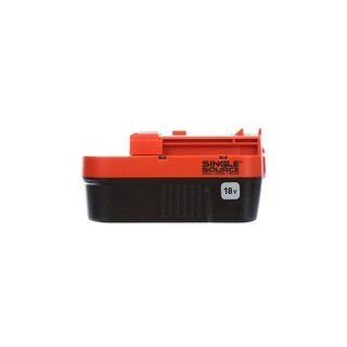 Battery for Black & Decker HPB18-OPE (Single Pack) Replacement Battery