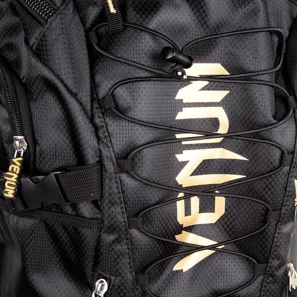 Venum Challenger Xtreme Backpack Black//Gold