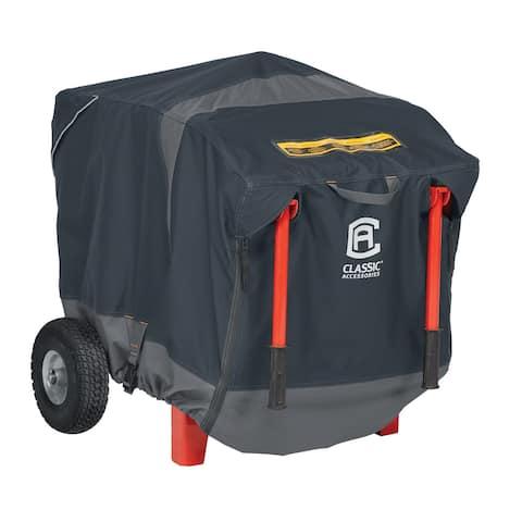 Classic Accessories StormPro Waterproof Heavy-Duty Generator Cover