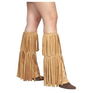 Fringed Leg Warmers