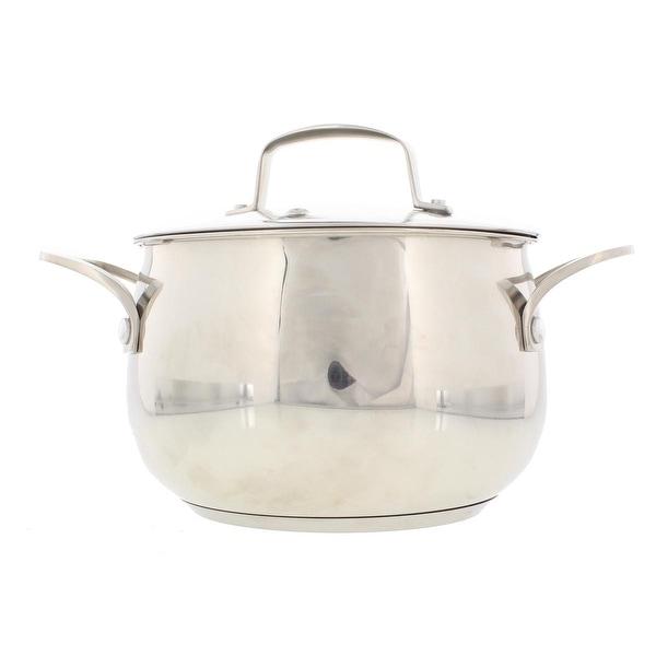 Belgique Soup Pot 3QT Stainless Steel