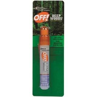 OFF! Deep Woods 75397 Spritz Insect Repellent With Deet, 0.5 Fl-Oz