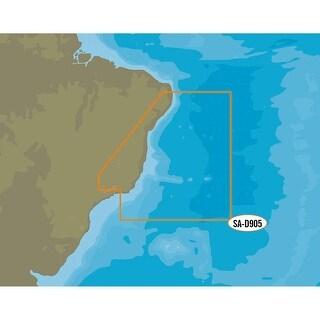 C-Map 4D Sa-D905 Recife To Rio De Janeiro - SA-D905