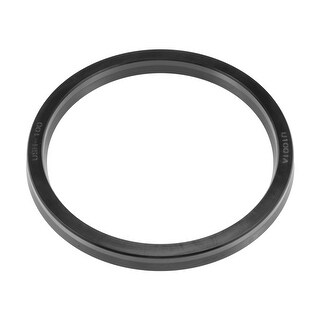 Hydraulic Seal, Piston Shaft USH Oil Sealing O-Ring, 100mm x 114mm x 9mm